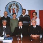 LR. Heidinger bei der Gruendungsfeier  der Suedsteirischen  Rumaenienhilfe.